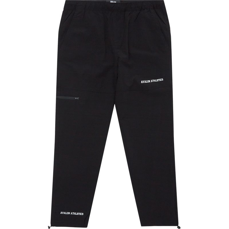 Image of   Avalon Athletics Bolton Track Pants Sort