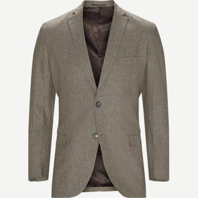 Blazer Regular | Blazer | Brun