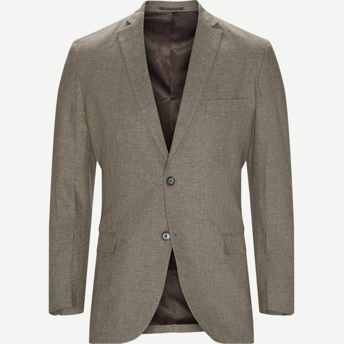 Blazer - Regular - Braun