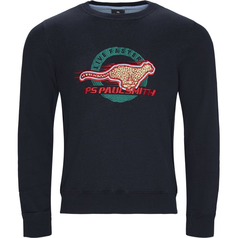 ps by paul smith – Ps by paul smith regular fit 27r ap1260 sweatshirts navy fra axel.dk