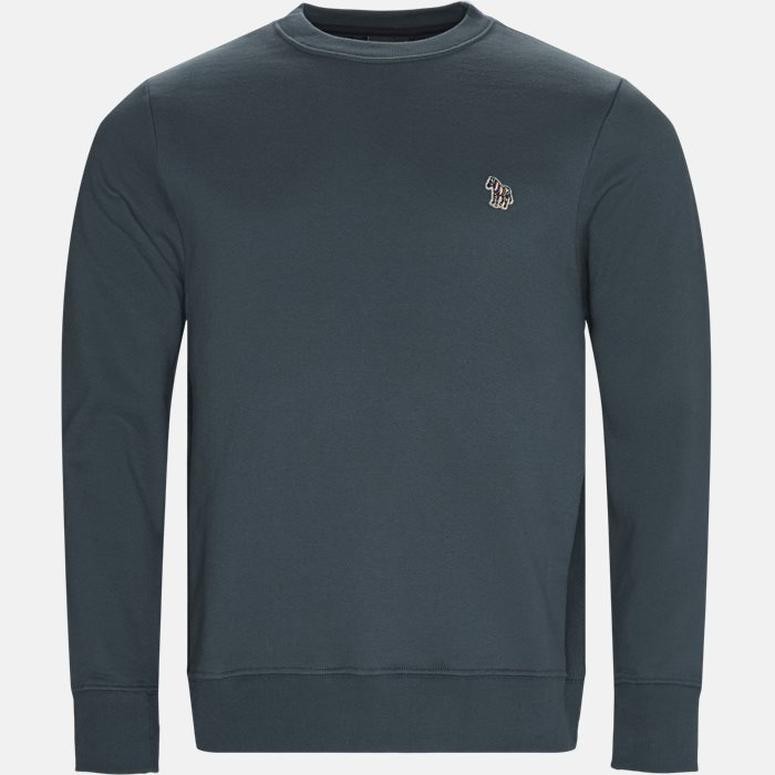 Sweatshirts - Regular fit - Grøn