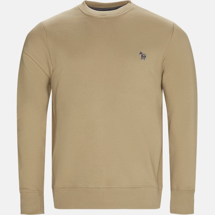 Sweatshirts - Regular fit - Brun