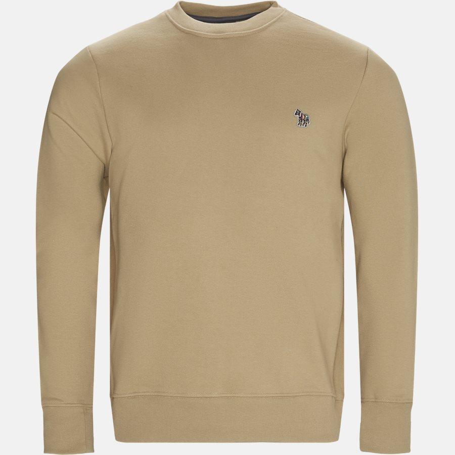 27RZ C20075 - Sweatshirts - Regular fit - CAMEL - 1