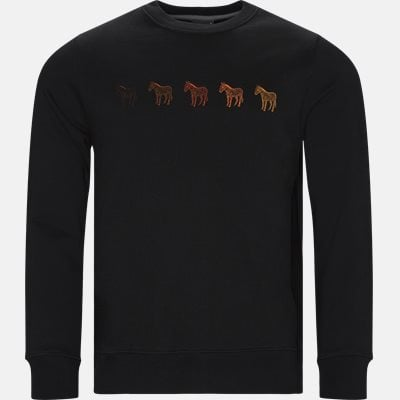 Sweatshirts | Black