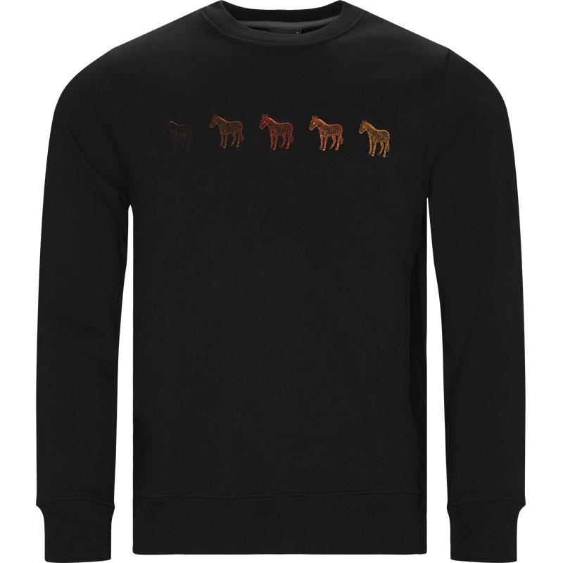 Billede af PS by Paul Smith 27RE AP1494  Sweatshirts Sort