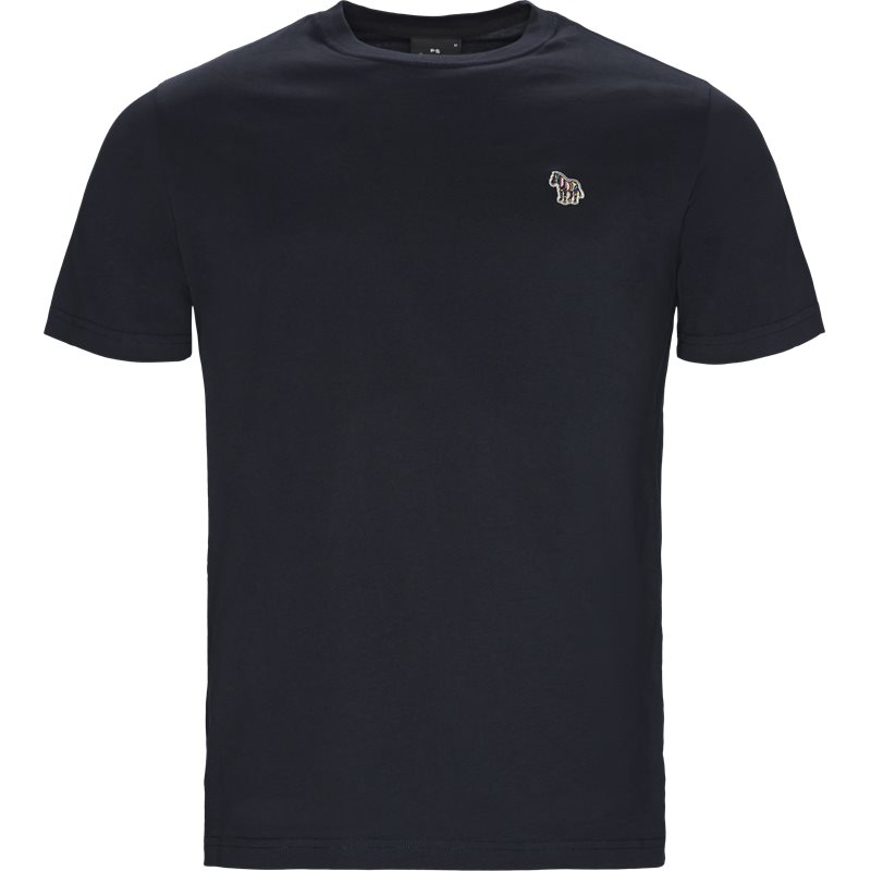 Billede af PS by Paul Smith Regular fit 11R AZEBRA  T-shirts Navy