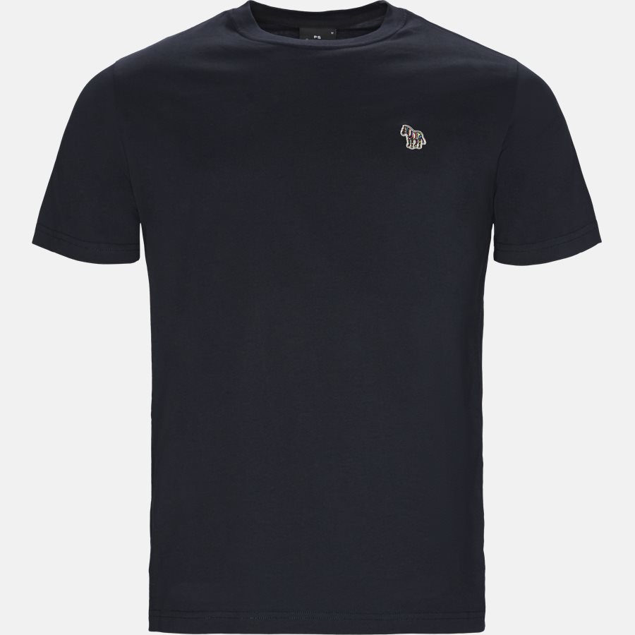 11R AZEBRA  - T-shirts - Regular fit - NAVY - 1