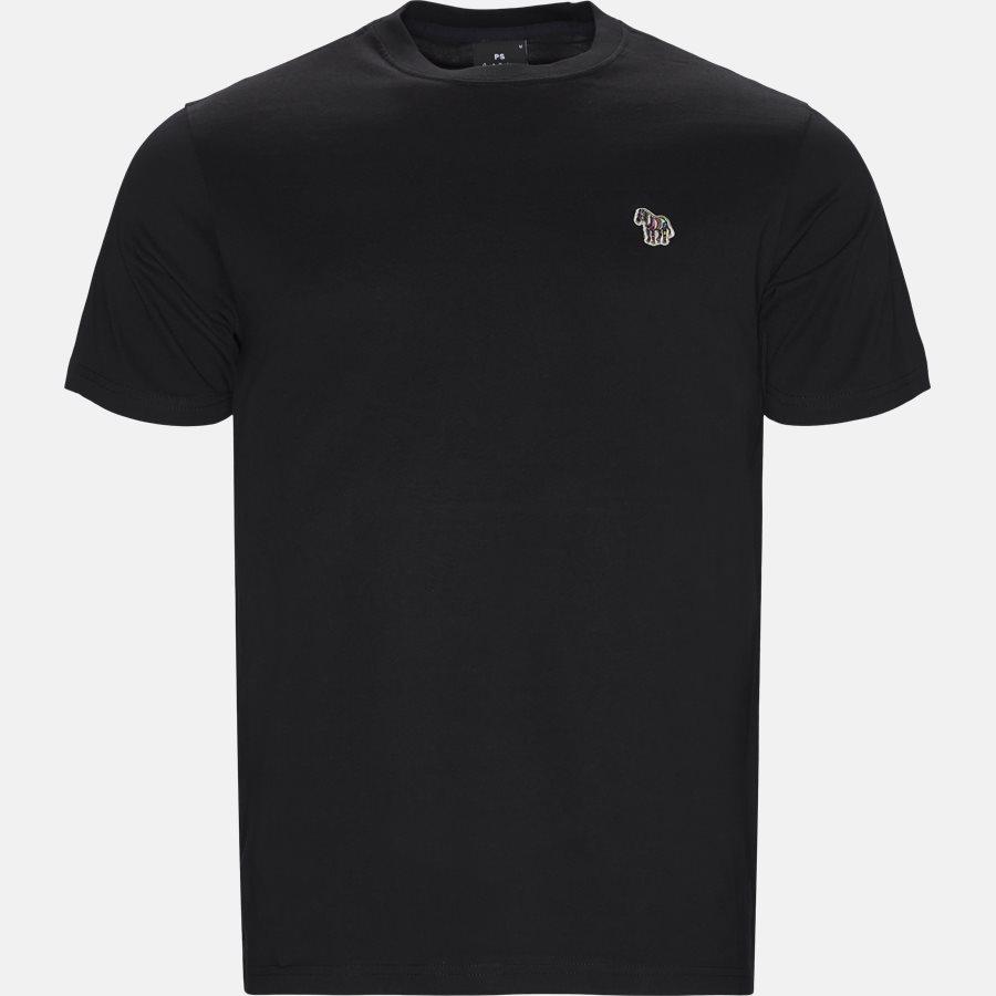 11R AZEBRA  - T-shirts - Regular fit - SORT - 1