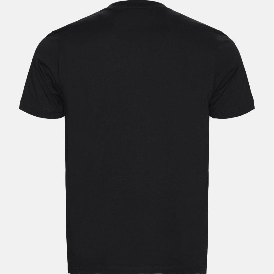 11R AZEBRA  - T-shirts - Regular fit - SORT - 2