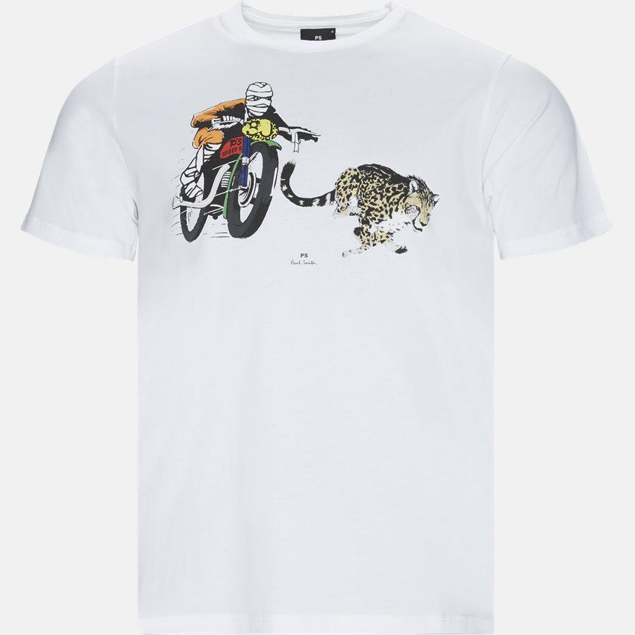 11R P1406 - T-shirts - Regular fit - HVID - 1
