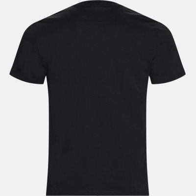 Casual fit | T-shirts | Sort