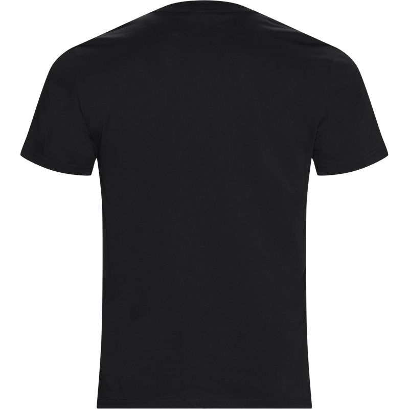 Billede af PS by Paul Smith Casual fit 11R P1349 T-shirts Sort