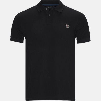 Regular fit | T-shirts | Black
