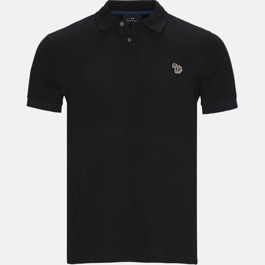534L AZEBRA N - T-shirts - Regular fit - SORT - 1