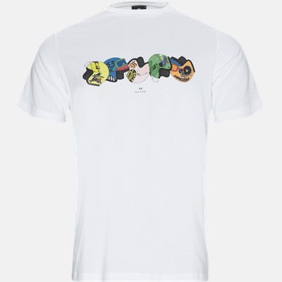 Casual fit   T-shirts   Hvid