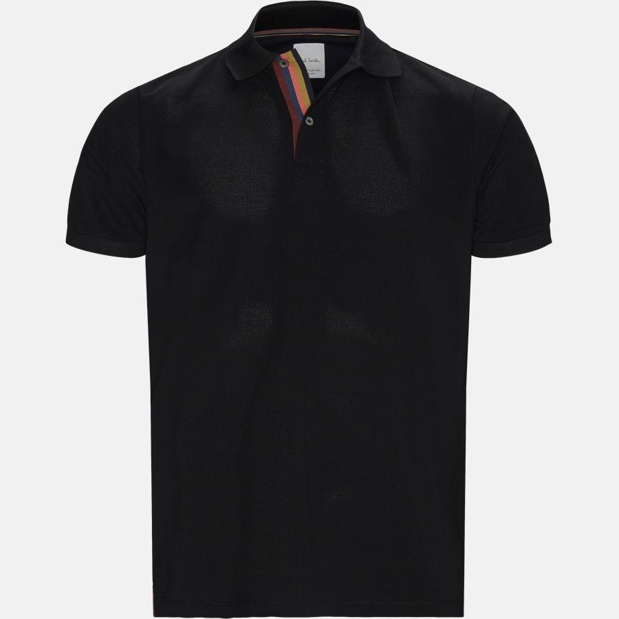698PP C00086 - T-shirts - SORT - 1