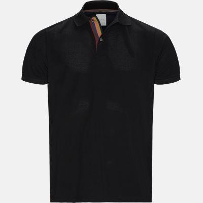 Regular fit   T-shirts   Sort