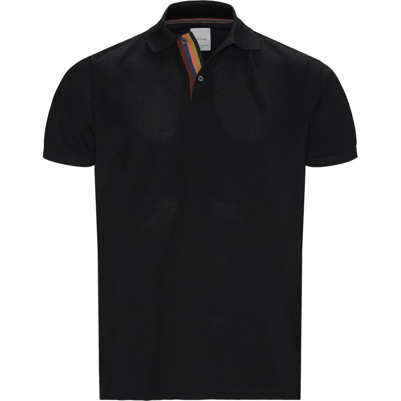 Paul smith main regular fit 698pp c00086 t-shirts sort fra paul smith main fra axel.dk