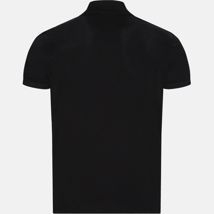 698PP C00086 - T-shirts - SORT - 2