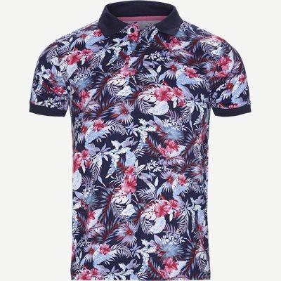 Polo T-shirt Regular   Polo T-shirt   Blå