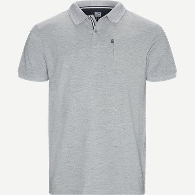 Polo T-shirt Regular | Polo T-shirt | Grå