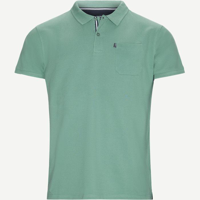 Polo T-shirt - T-shirts - Regular - Grøn