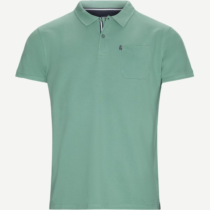 Polo T-shirt - T-shirts - Regular - Grøn