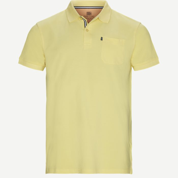 Polo T-shirt - T-shirts - Regular - Gul