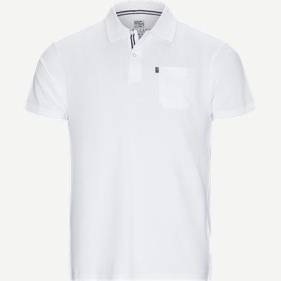 Polo T-shirt Regular   Polo T-shirt   Hvid
