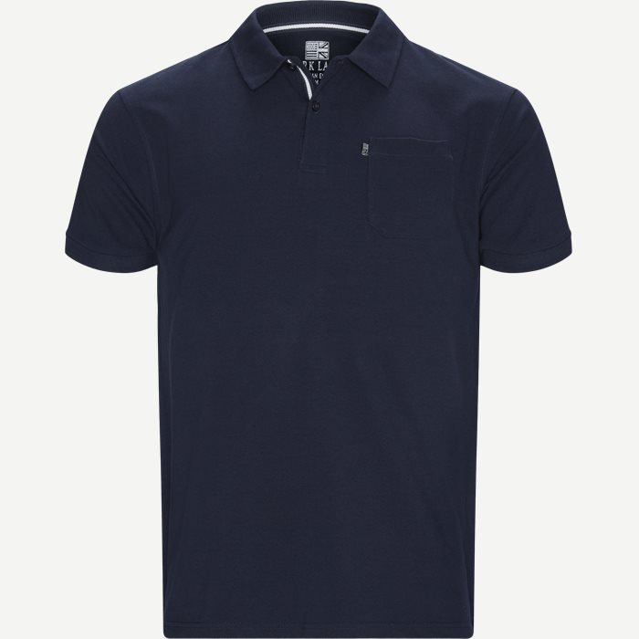 Polo T-shirt - T-shirts - Regular - Blå