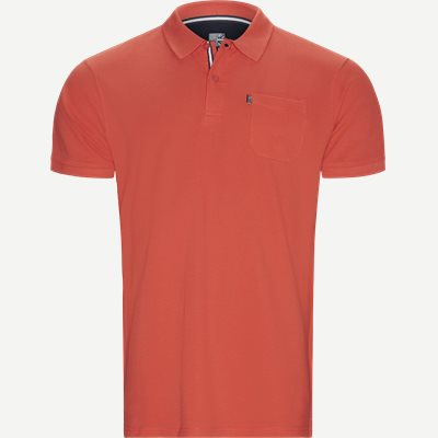 Polo T-shirt Regular | Polo T-shirt | Rød