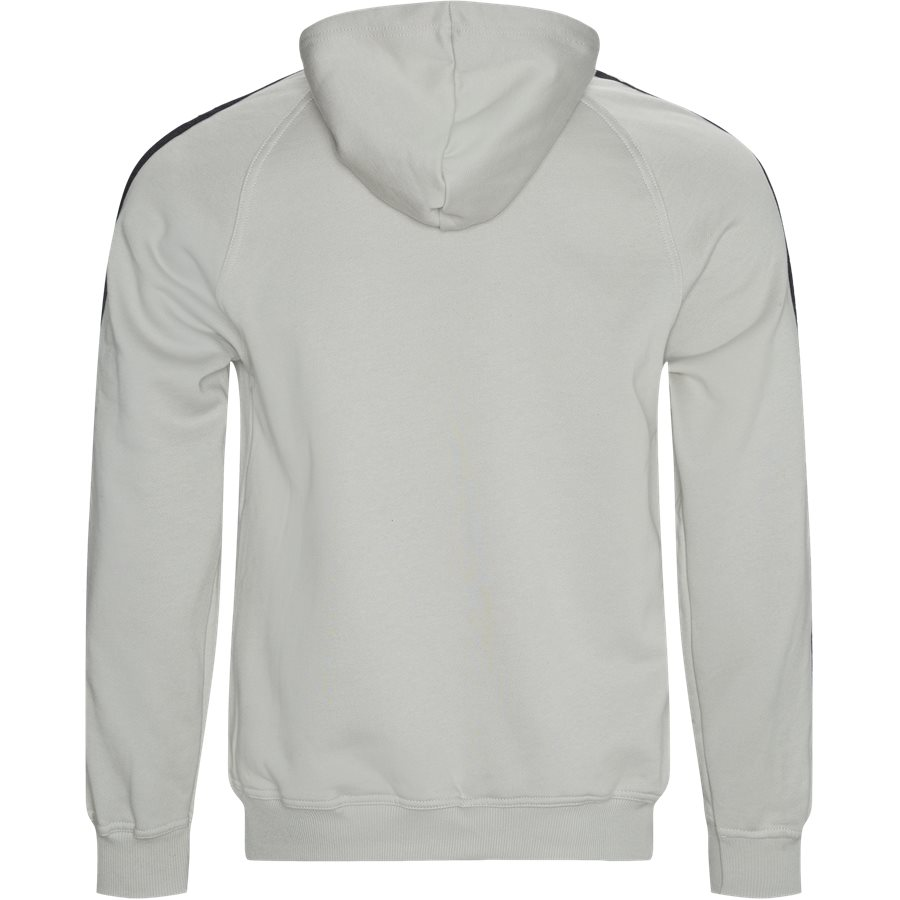 ALSACE - Alsace Hoodie - Sweatshirts - Regular - M.GREY - 2