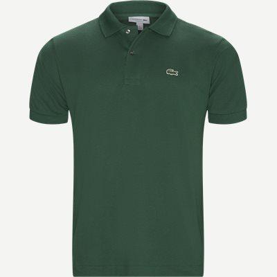 Pique Classic Polo T-shirt Classic fit | Pique Classic Polo T-shirt | Grøn
