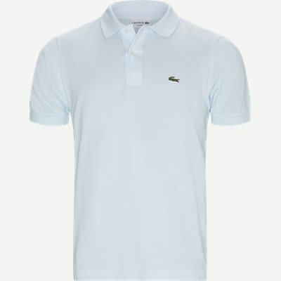 Pique Classic Polo T-shirt Classic fit | Pique Classic Polo T-shirt | Blå