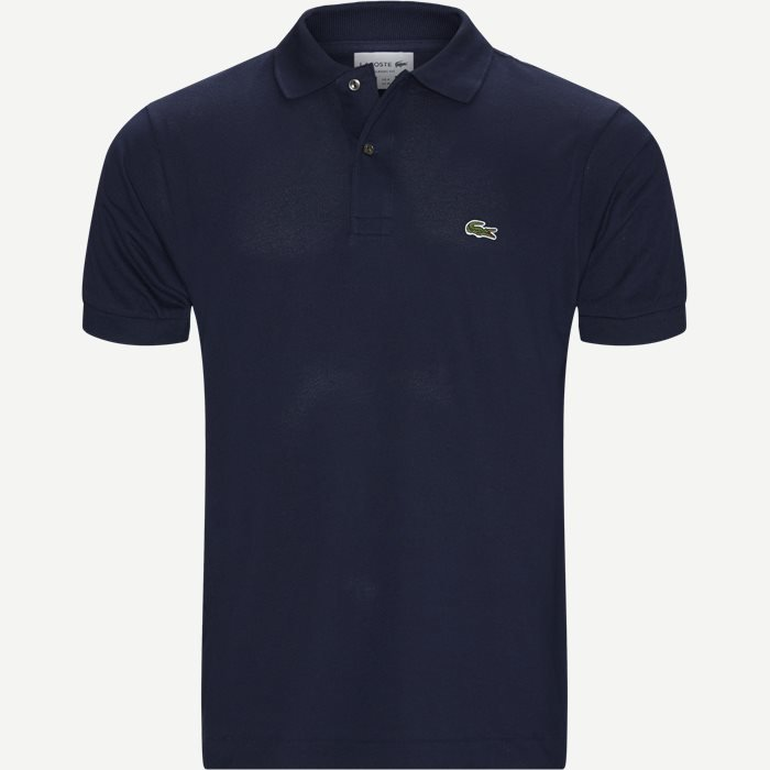 T-shirts - Classic fit - Blå