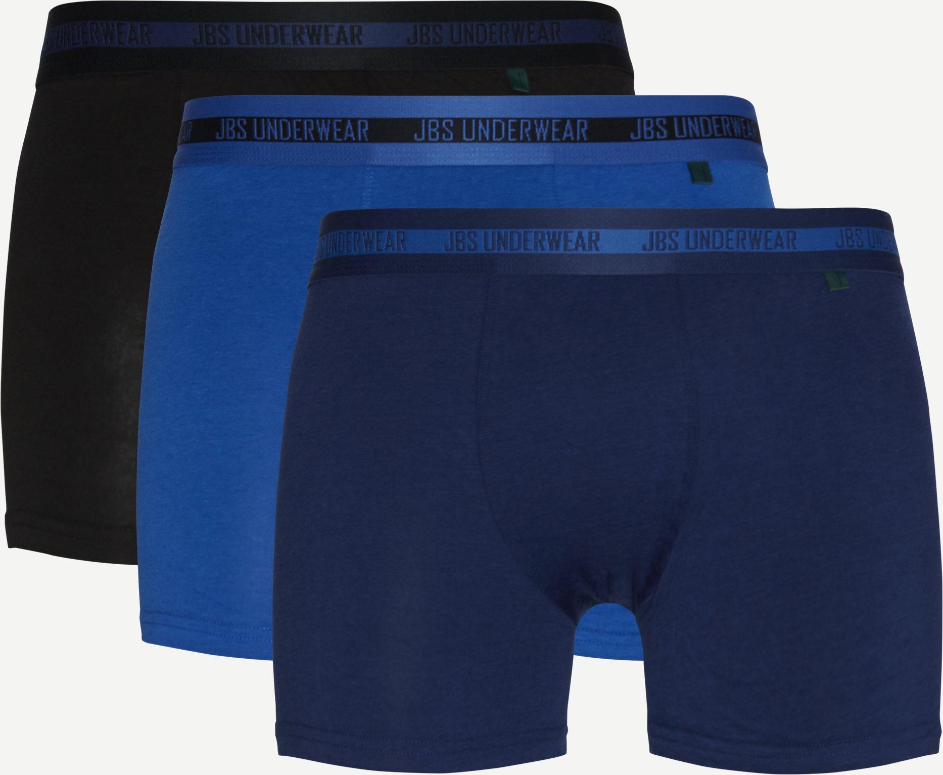 Unterwäsche - Regular - Blau