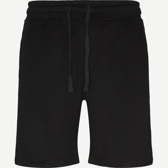 Bamboo Shorts - Undertøj - Regular - Sort