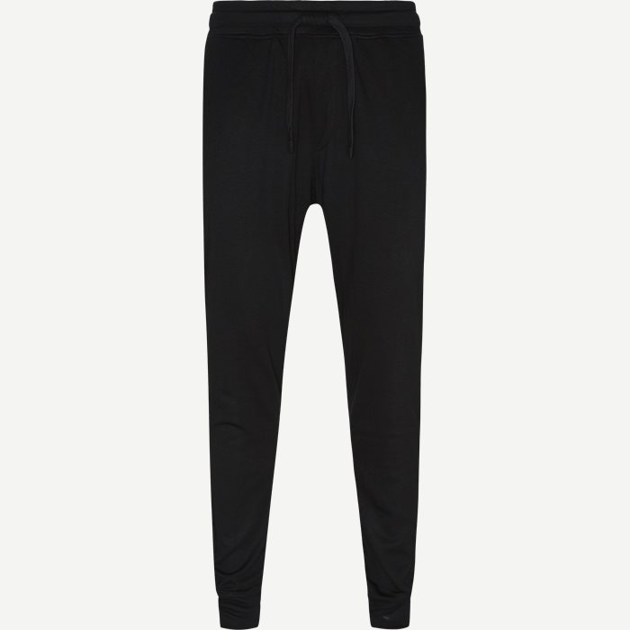 Bamboo Pants - Undertøj - Regular - Sort