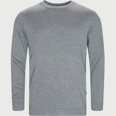 Bamboo Blend Sweatshirt Regular | Bamboo Blend Sweatshirt | Grå