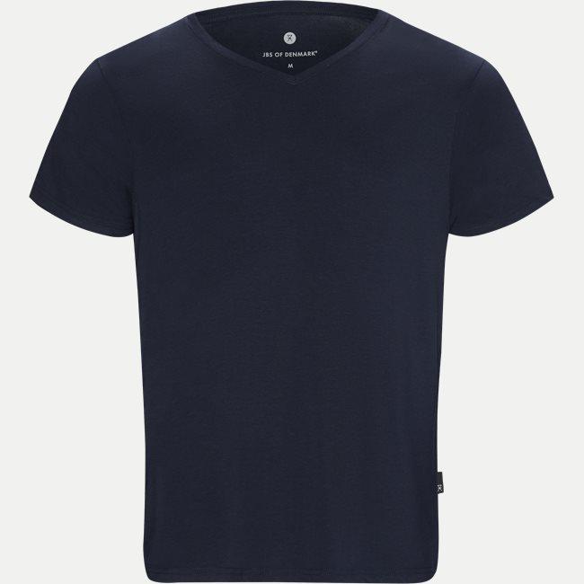 Bamboo Blend V-neck T-shirt