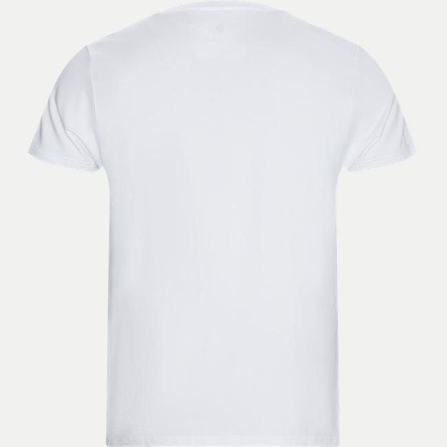 Bamboo Blend Crew Neck T-shirt