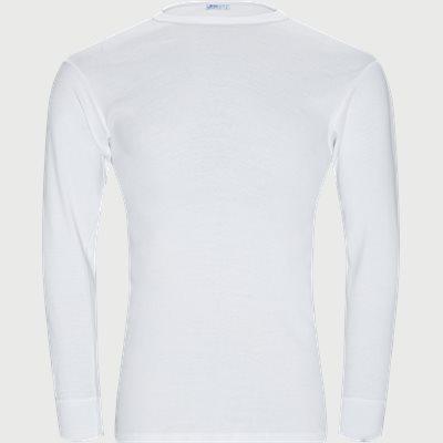 Original Langærmet T-shirt Regular | Original Langærmet T-shirt | Hvid