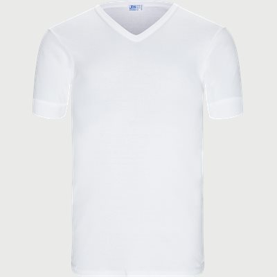 V-neck Original T-shirt Regular | V-neck Original T-shirt | Hvid