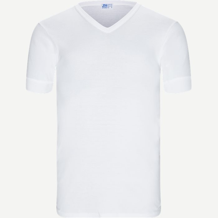 V-neck Original T-shirt - Undertøj - Regular - Hvid