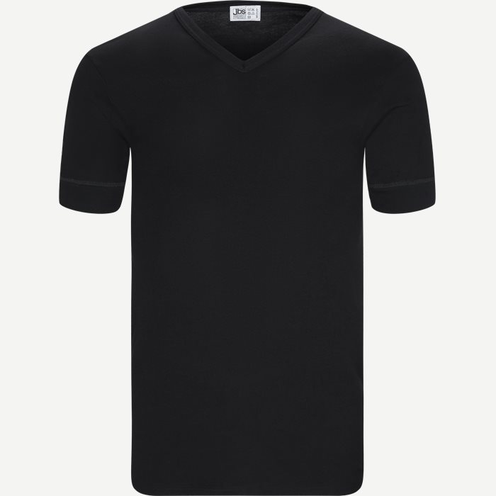 V-neck Original T-shirt - Undertøj - Regular - Sort
