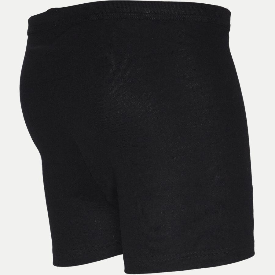338-6 SHORT LEGS WITH FLY - Short Legs With Fly Tights - Undertøj - Regular - SORT - 3