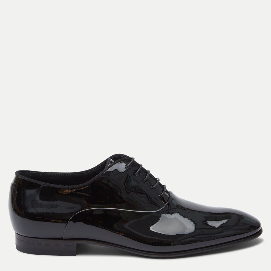 50370447 EVENING_OXFR_PA - Shoes - SORT - 1