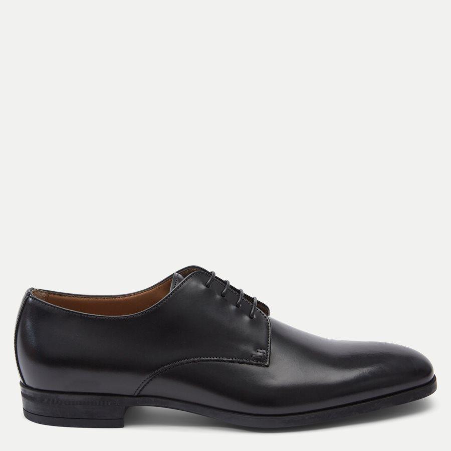 50385015 KENSINGTON_DERB_BU - Shoes - SORT - 1