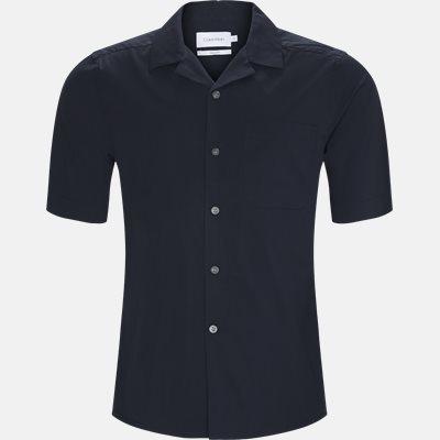 Relaxed fit | Kortærmede skjorter | Blå