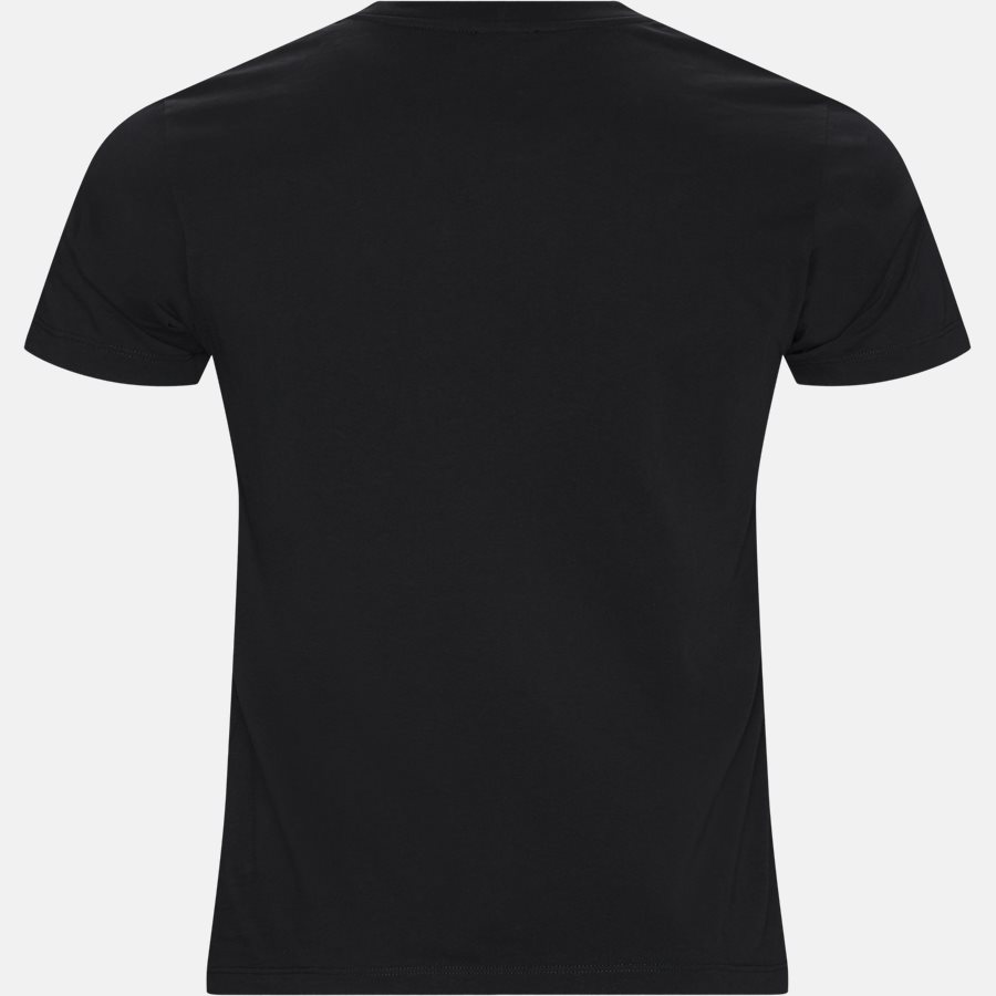 F955TS0184V4 DRAGON - T-shirts - SORT - 2